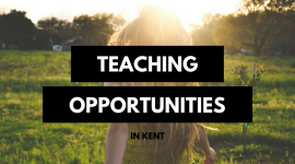 Opportunities for Teachers in Kent