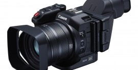 Canon premieres the XC10 4K video and stills camcorder