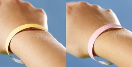 £1 Smartsun wristband that could help to prevent skin cancer