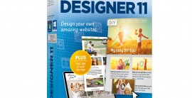 NEW Xara Web Designer 11 launched